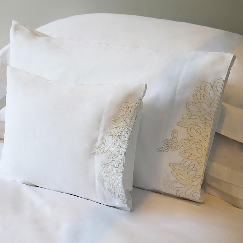 Richelieu Pure Linen Pillowcase